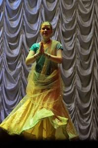 индийский танец Bollywood