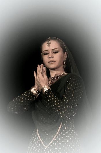 индийский танец катхак