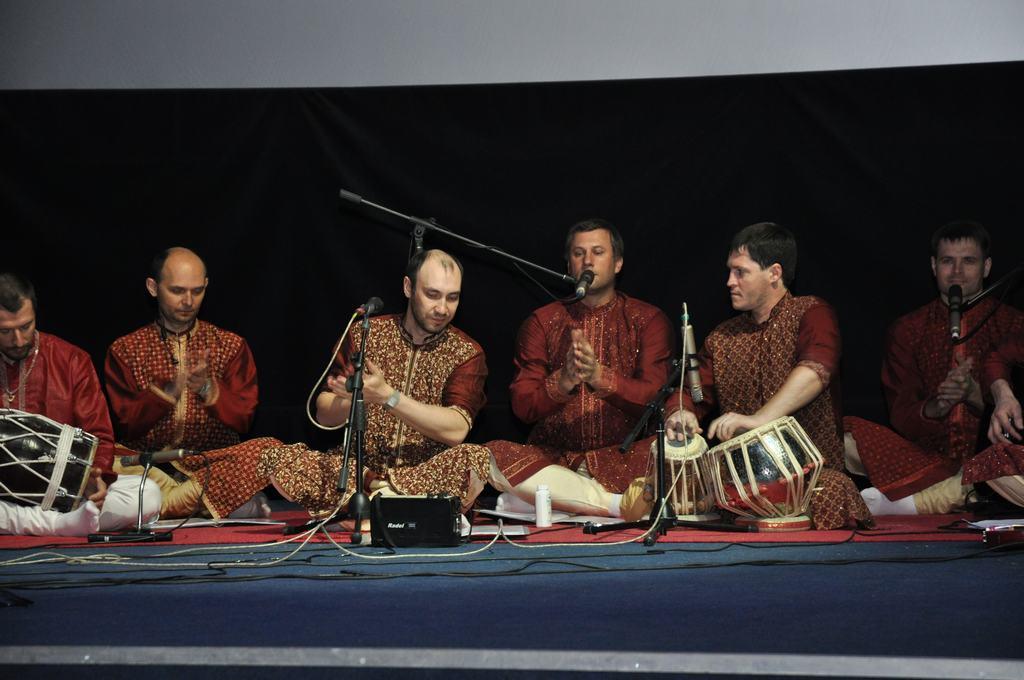 Концерт в Новосибсрке