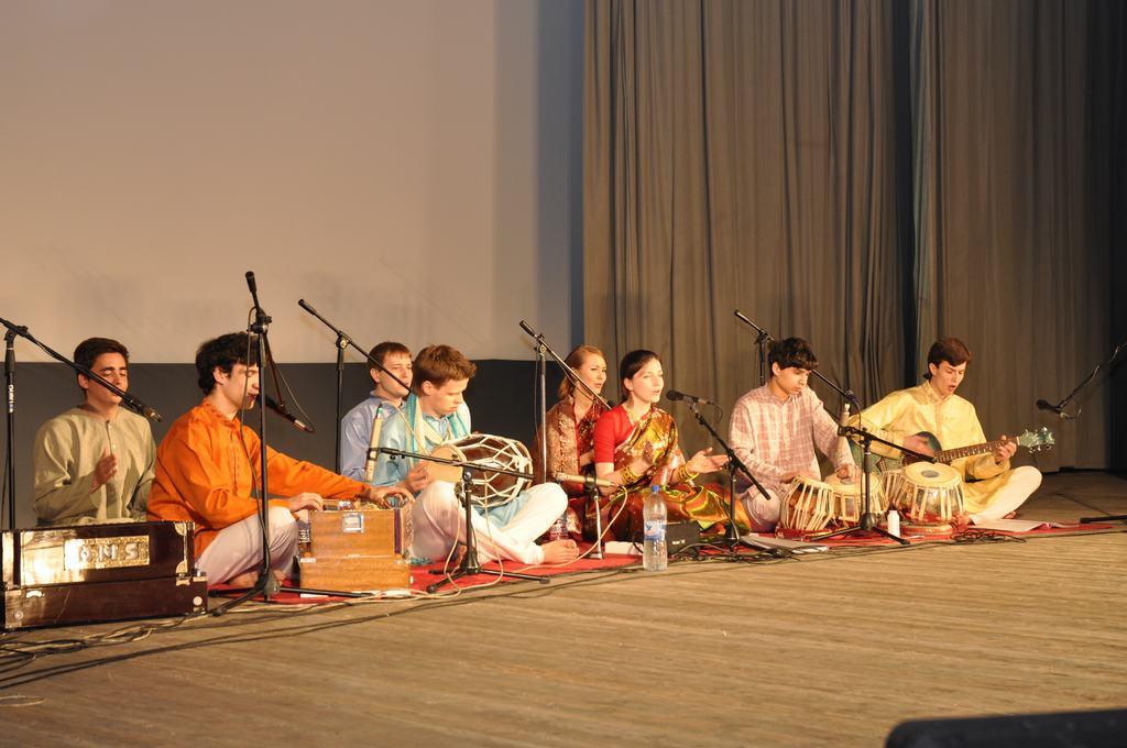 Концерт в Новосибирке