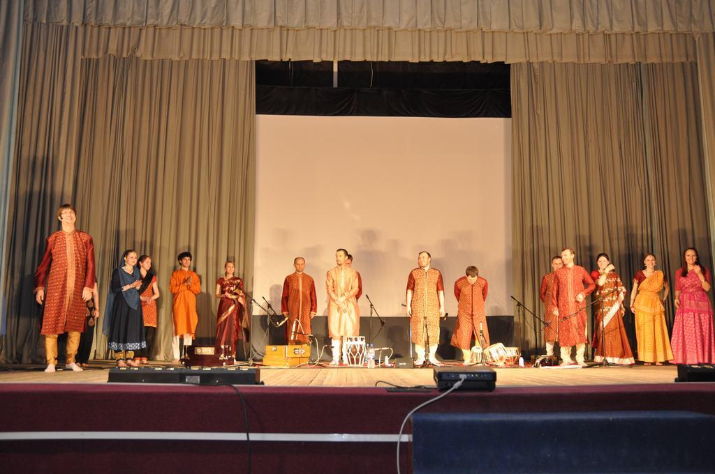 Концерт в Новосибирске