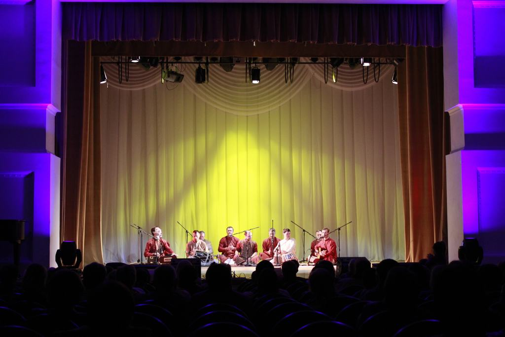 Концерт в Нижнем Новгороде