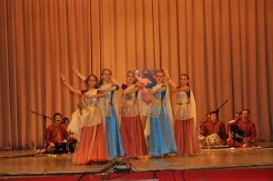 танец Дарбари