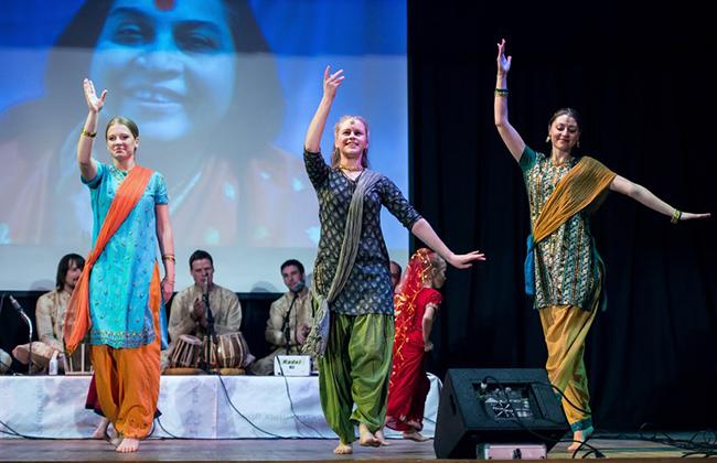 Sanjivani индийские танцы